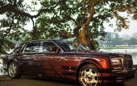 """Cận cảnh Rolls-Royce Oriental Sun """"độc nhất vô nhị"""" tại Việt Nam"""