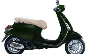 Vespa Primavera và Vespa Sprint ra mắt phiên bản màu đặc biệt