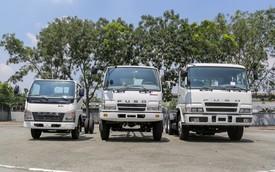 Mercedes-Benz ra mắt thương hiệu xe tải FUSO tại Việt Nam