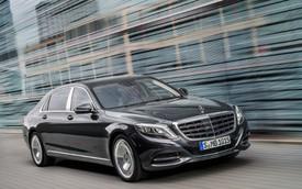 """Mercedes-Maybach mới bán một tháng bằng Maybach cũ """"cày"""" cả năm"""