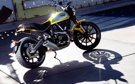 Ducati Scrambler giúp Ducati phá kỷ lục bán hàng