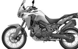 Lộ thêm hình ảnh về xe việt dã Honda CRF1000L Africa Twin