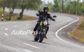 Ducati Scrambler: Sự hứng khởi của biker