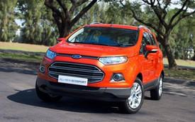 """Ford EcoSport: """"Một mình, một kiểu"""""""