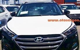 Hyundai Tucson 2016 về Việt Nam giá từ 925 triệu đồng