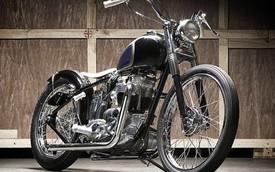 Triumph Bonneville Bobber Moon Machine – Cỗ máy cổ điển đẹp xuyên thời gian