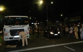 Đà Nẵng: Tai nạn nghiêm trọng trên cầu vượt Ngã Ba Huế, 1 người tử vong