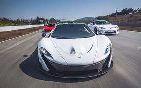 Dàn siêu xe hàng chục triệu USD họp mặt tại Trung Quốc