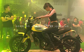 Johnny Trí Nguyễn-Nhung Kate: Cặp đôi biker hot nhất Việt Nam