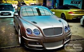 """Thợ Việt trổ tài độ """"siêu xe"""" Bentley Continental GT hết 300 triệu đồng"""