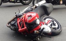 Ducati Monster 795 hay gãy chảng ba khi va chạm: Nguyên nhân bắt nguồn từ đâu?