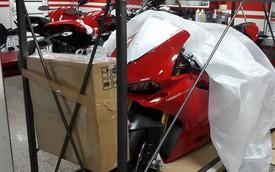 Ducati 1299 Panigale S đầu tiên được phân phối chính hãng ở Việt Nam