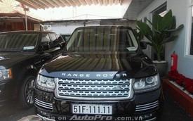 Bộ sưu tập Range Rover biển tứ, ngũ quý tại Sài Thành