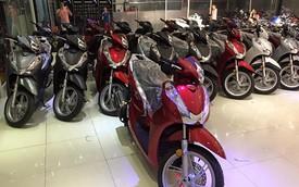 Thêm gần 15 xe Honda SH300i giá 325 triệu Đồng về Việt Nam