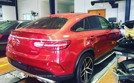 Mercedes-Benz GLE Coupe âm thầm về Hà Nội, giá gần 4 tỷ Đồng