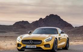 Xe thể thao Mercedes-AMG GT S vừa ra mắt thế giới đã đến Việt Nam