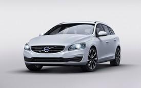 Volvo ra mắt Volvo V60 D5 Twin Engine tiết kiệm nhiên liệu