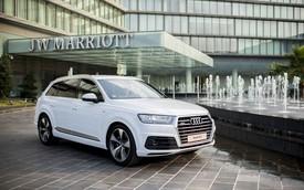Audi Q7 có giá chính thức từ 3 tỉ đồng