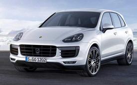 Porsche Cayenne thế hệ mới - SUV nhanh nhất thế giới