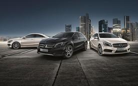 Mercedes-Benz giới thiệu một loạt phiên bản đặc biệt mới