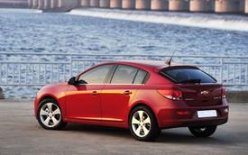 Sẽ có Chevrolet Cruze hatchback, cạnh tranh với Ford Focus