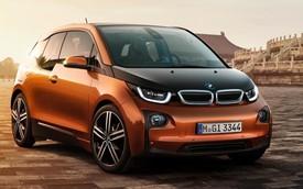 BMW i3 - Xe sang tiết kiệm xăng nhất năm 2015
