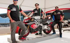 3 mẫu mô tô khiến biker thèm muốn của Aprilia có giá bán
