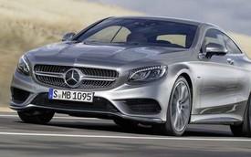 Mercedes-Benz ra mắt S-Class mui trần đầu tiên trong năm nay