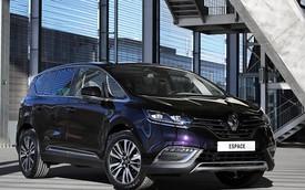 Phiên bản Renault Espace 2015 mới đẹp hơn bao giờ hết