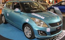 Suzuki Swift bản nâng cấp nhẹ chính thức ra mắt Malaysia