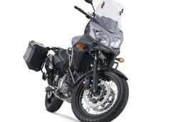 Xe việt dã Suzuki V-Strom 650 XT ABS bản châu Âu có giá 8.990 EUR