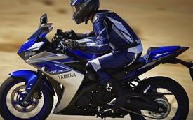 Yamaha R3 sẽ được phân phối chính thức tại Ấn Độ