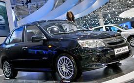 Ô tô nhập từ Nga có giá cao nhất