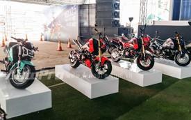 """Những chiếc Honda MSX 125""""độ"""" cuốn hút tại Sài Thành"""