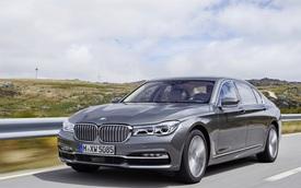 """Sắp có BMW 7-Series phiên bản """"bình dân"""" hơn"""