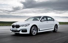 Khám phá công nghệ trên BMW 7-Series của đại gia Phan Thành