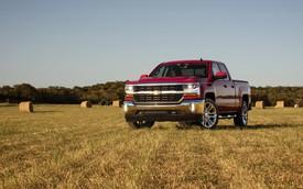 Chi tiết bán tải Chevrolet Silverado 2016