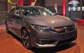 Honda Civic thế hệ mới có thể về Việt Nam chính thức ra mắt