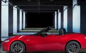 Xe mui trần bán chạy nhất Mazda MX-5 bị giảm sức mạnh