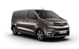 Toyota Proace – Xe MPV cho cả cá nhân lẫn doanh nghiệp