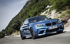 BMW M2 - kẻ phá cách trong dòng M Series danh tiếng