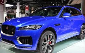 Jaguar F-Pace - Xe sang cho người hay quên chìa khóa