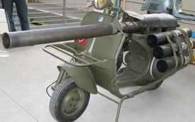 """Những mẫu xe máy được """"nhà binh"""" ưa dùng"""