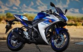 Yamaha R3 bản Ấn Độ có ABS, giá 105 triệu Đồng