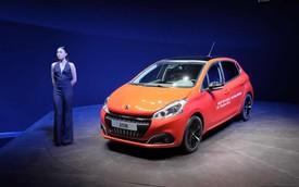 Xe đã về Việt Nam Peugeot 208 nâng cấp không đáng kể