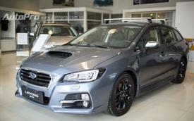 Cận cảnh Subaru Levorg giá 1,4 tỉ Đồng tại Hà Nội