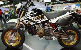 Kawasaki KSR110 - Đối thủ của Honda MSX125 ra phiên bản đặc biệt