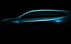 Xe SUV Honda Pilot 2016 ra mắt trong tháng sau