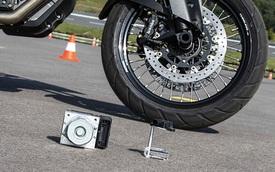 Hệ thống chống bó cứng phanh ABS mới sẽ nhỏ gọn hơn, an toàn hơn