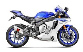 Yamaha YZF-R1 mạnh hơn, nhẹ hơn nhờ ống xả Akrapovic